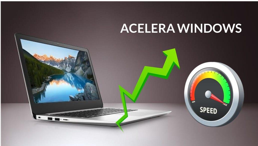 como acelerar tu pc con windows 10