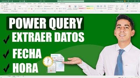 extraer datos power query el tio tech