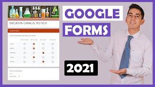 Cómo se crean los Formularios de Google (Google Forms)